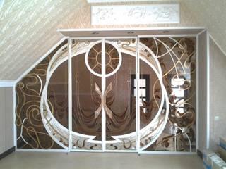 Абрикос Modern conservatory