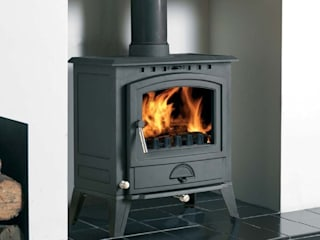 Cast Tec Wood Burning / Multi Fuel Stove: country  by Direct Stoves, Country