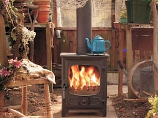 Charnwood Wood Burning / Multi Fule Stoves: country  by Direct Stoves, Country