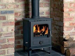 Cast Tec Wood Burning / Multi Fuel Stove de Direct Stoves Rural