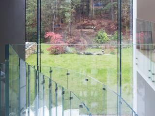 Fly von Siller Treppen/Stairs/Scale Modern Glas