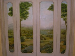 Klassische Häuser von Абрикос Klassisch