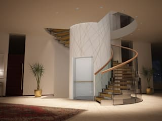 eclectic  by Siller Treppen/Stairs/Scale, Eclectic