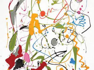 Peintures murales par Brand Valerie Moderne