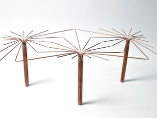 Julie Martin Dining roomTables