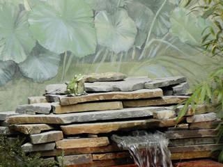 Modern Garden by AGRISOPHIA NATURAL GARDEN DESIGN Modern