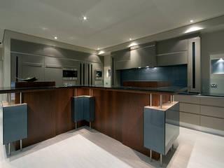 Modern Living Home – Canberra – Australia Cucina moderna di Ceramiche Coem Moderno