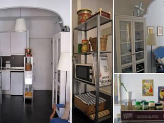 Ausgefallene Küchen von CarlosSobrinoArquitecto Ausgefallen