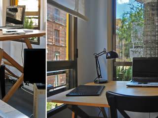 Estudios y oficinas eclécticos de CarlosSobrinoArquitecto Ecléctico