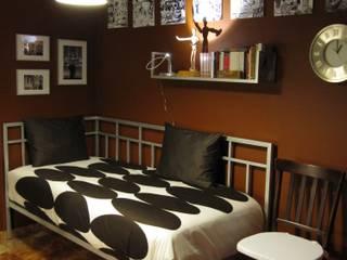 Ausgefallene Schlafzimmer von CarlosSobrinoArquitecto Ausgefallen