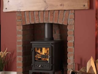 Firefox Wood Burning / Multi Fuel Stoves: country  by Direct Stoves, Country