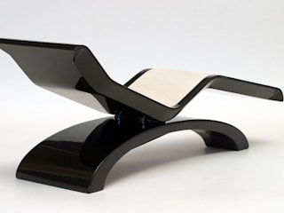 "DIVA ""Classico"" Heated Chaise Lounge Fabio Alemanno Design สปาเฟอร์นิเจอร์"