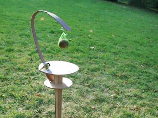 Le Perchoir-Mangeoire contreplaqué - Jab par Jerome Elie Moderne