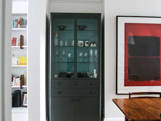 Bespoke Freestanding Display Cabinet:   by GO