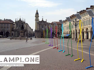 Lampi.One:  in stile  di Bruno Petronzi