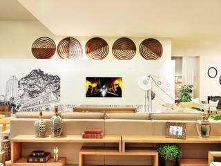 Adriana Scartaris: Design e Interiores em São Paulo Eclectic style houses