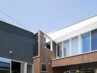 外観(南東側): 花田設計事務所が手掛けたです。