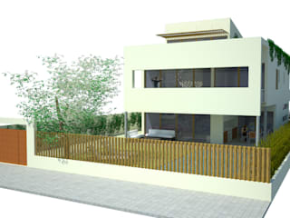 Set property in Brazil FG ARQUITECTES Будинки