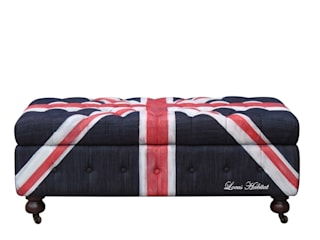 Designing a Gorgeous Ottoman for Your Home : classic  by Locus Habitat,Classic