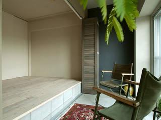TATO DESIGN:タトデザイン株式会社의  침실