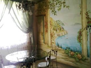 Абрикос Classic style kitchen