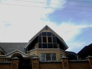 Абрикос Modern houses
