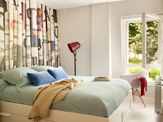 ESTER SANCHEZ LASTRA Modern style bedroom