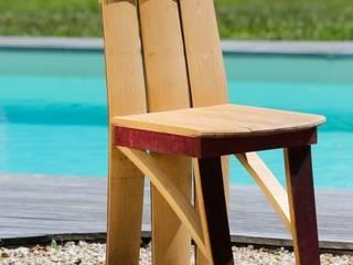 Chaise, la C:  de style  par Jerôme Bouteille