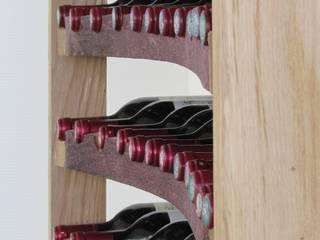 Cave à vins 100% chêne:  de style  par Jerôme Bouteille