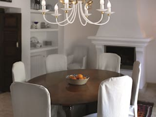Highlight Aydınlatma Modern dining room