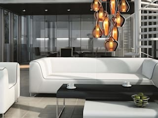 Highlight Aydınlatma Modern living room