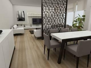 Dining room by Niyazi Özçakar İç Mimarlık