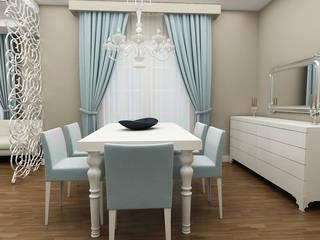 Dining room by Niyazi Özçakar İç Mimarlık, Modern