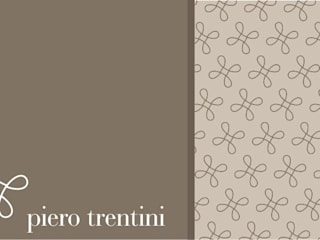 Piero Trentini immagine e punto vendita di bettini design Minimalista