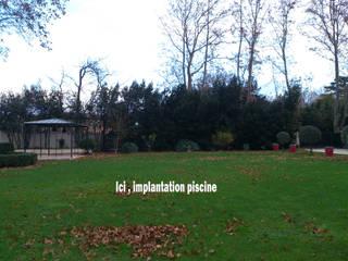 Création d'une piscine en 2 espaces distincts par AZ Createur d'intérieur Moderne