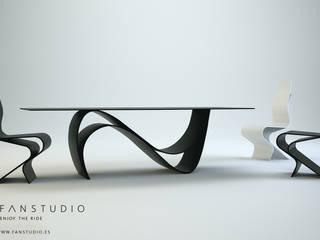 FANSTUDIO__Architecture & Design Modern Dining Room