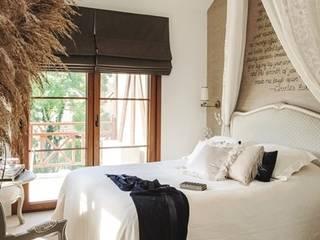 AK Design Studio – Bedroom- Provance:  tarz Yatak Odası