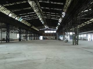 Rehabilitación de pabellones industriales en Basauri de ARQUILUR3 S.L.P. Moderno