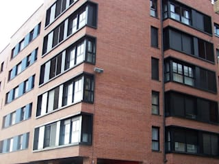 31 viviendas en Astrabudua de ARQUILUR3 S.L.P. Moderno