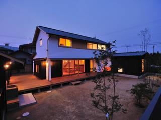小笠原建築研究室 บ้านเดี่ยว ไม้ White