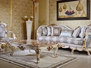 ESELLA KLASİK KOLTUK TAKIMI Klasik Oturma Odası Asortie Mobilya Dekorasyon Aş. Klasik