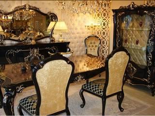 LAGOS KLASİK YEMEK ODASI Asortie Mobilya Dekorasyon Aş. Klasik