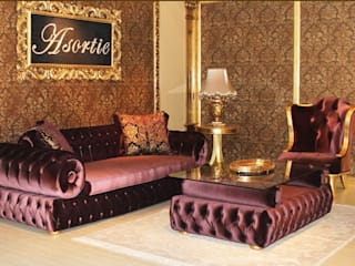 Asortie Mobilya Dekorasyon Aş. Living roomAccessories & decoration