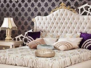 Asortie Mobilya Dekorasyon Aş. ห้องนอน