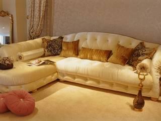 ŞIMARIK KÖŞE KANEPE Klasik Oturma Odası Asortie Mobilya Dekorasyon Aş. Klasik