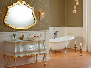 BANYO Klasik Banyo Asortie Mobilya Dekorasyon Aş. Klasik