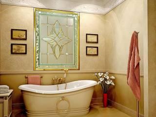 Salle de bain de style de style Classique par Asortie Mobilya Dekorasyon Aş.