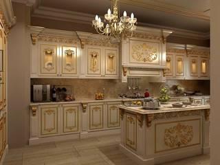 MUTFAK Klasik Mutfak Asortie Mobilya Dekorasyon Aş. Klasik