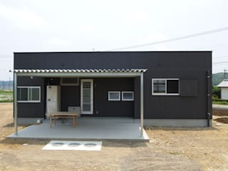 S-house: ai建築アトリエが手掛けた家です。,