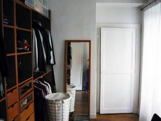 Avant/Après: Rénovation d'un appartement à Paris par Emilie Marx Minimaliste